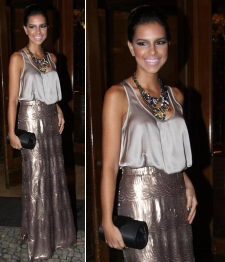 Mariana Rios - manual fashion