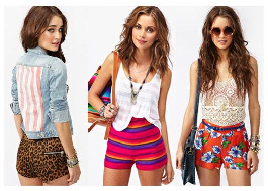 shorts na moda 2013 5